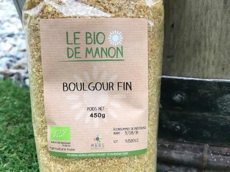 Boulgour fin bio