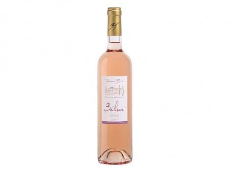 """Vin Rosé AOC Cotes de Provence BIO """"Bélouvé"""""""