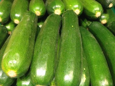 Courgette longue verte bio