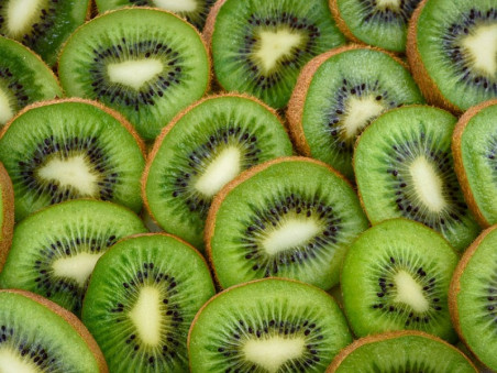 Kiwi vert bio