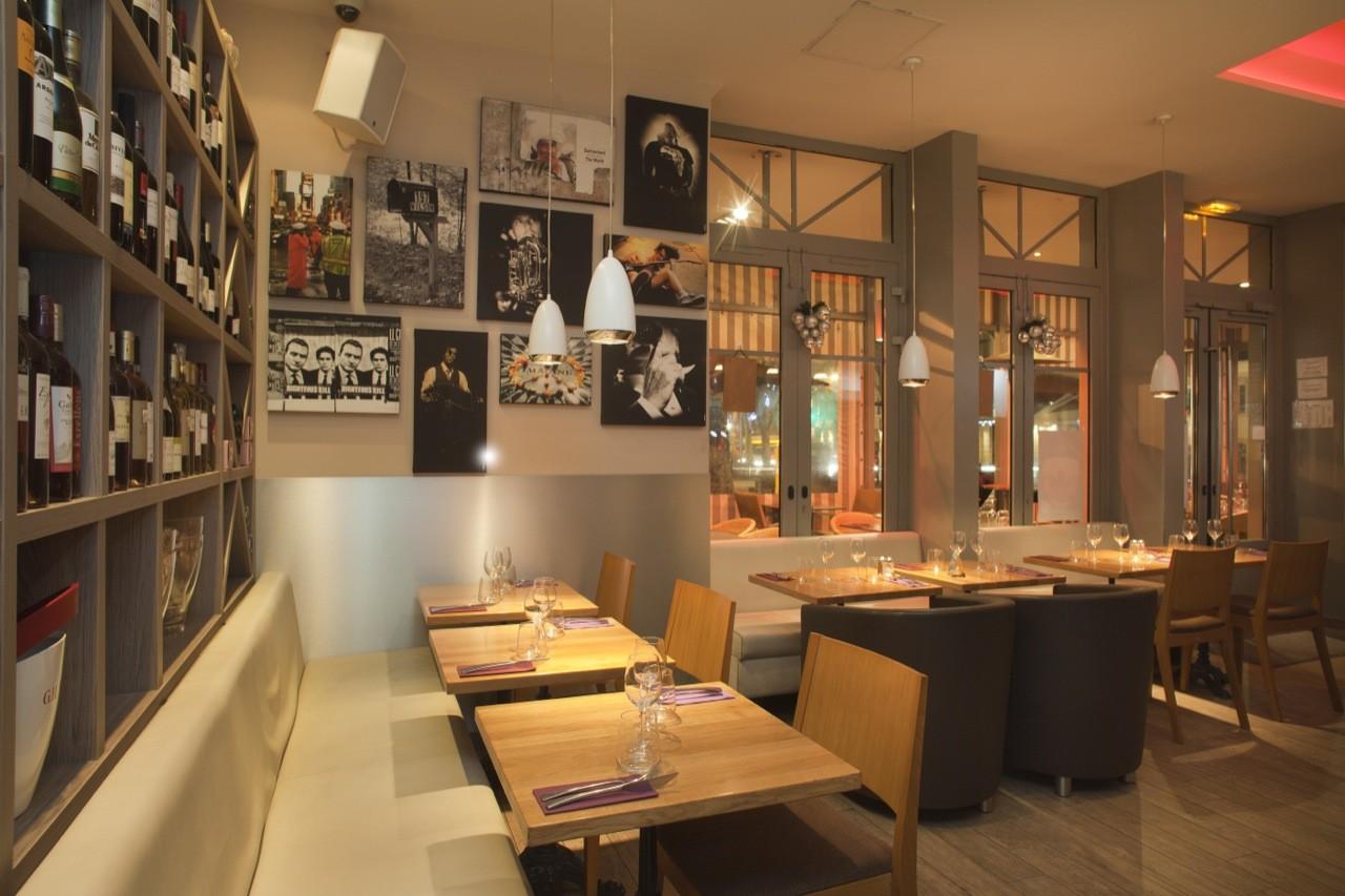 Le Novo, restaurant à Aix-en-Provence